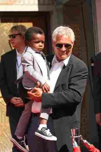 El hijo de Sandra Bullock
