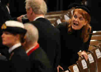 Sarah Ferguson Reached Out To 'The Crown' Producers