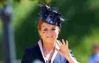 Sarah Ferguson Shares Why She Decided To Sign A New Book Deal