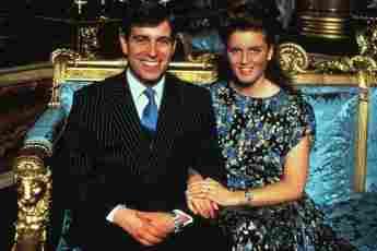 Sarah Ferguson Talks Remarrying Prince Andrew
