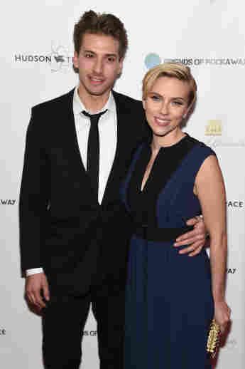 Scarlett Johansson y Hunter Johansson