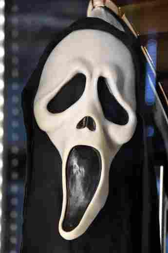 Still promocional de la película 'Scream'
