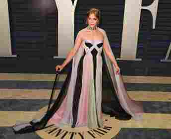 Selma Blair at the Vanity Fair Oscar Party