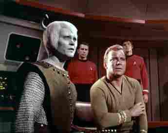 "El elenco de ""Star Trek"" 1960"
