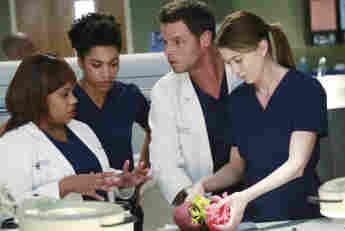 Greys Anatomy cast Chandra Wilson Kelly McCreary Justin Chambers Ellen Pompeo
