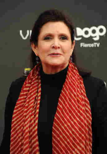 Carrie Fisher attends the 4th Annual Logo NewNowNext Awards 2011