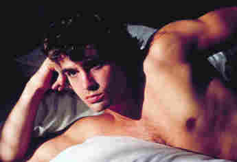Jason Patric in 'The Lost Boys'.