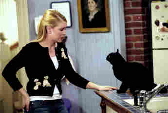 "Melissa Joan Hart and ""Salem"""