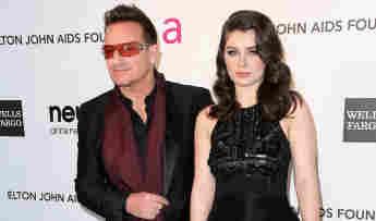This Is U2 Star Bono's Beautiful Daughter Eve