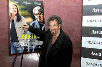 Through The Years With Al Pacino