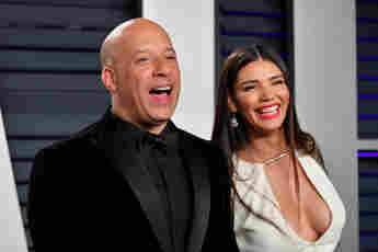 Vin Diesel And His Partner Paloma's Best Pictures