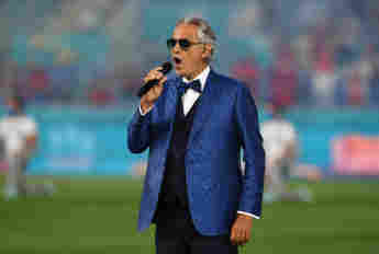 Why Is Andrea Bocelli Blind?