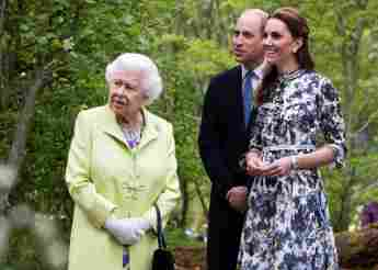 William And Kate Visit Queen Elizabeth II At Balmoral This Summer