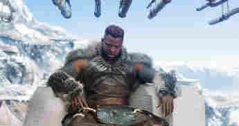 Winston Duke 'Black Panther'