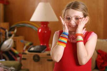 Abigail Breslin In 'Little Miss Sunshine'