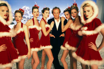 Bill Nighy Characters: Billy Mack Film: Love Actually