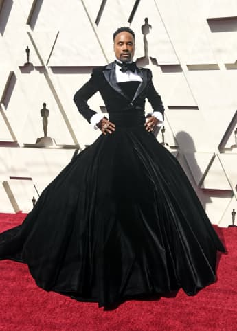 Billy Porter attends the 91st Annual Academy Awards