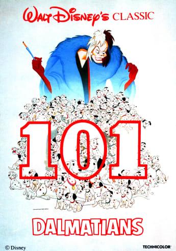 Books Turning Into Movies 2021- '101 Dalmatians'