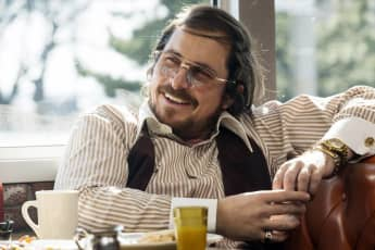Christian Bale in 'American Hustle'