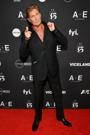 'Baywatch' Star David Hasselhoff: These Are His Beautiful Daughters