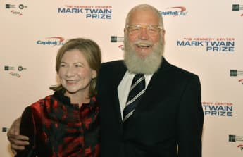 This Is David Letterman's Wife Regina Lasko!