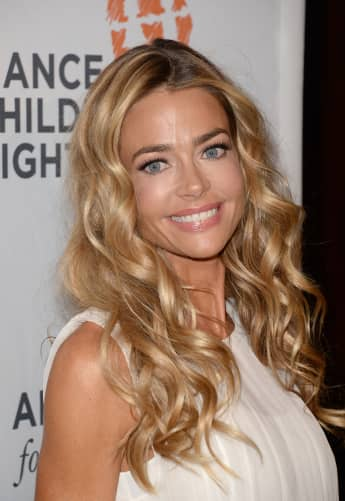 'RHOBH': Denise Richards Claps Back At Lisa Rinna After She Asks About Charlie Sheen's 'Hookers'