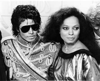 Diana Ross and Michael Jackson Relationship