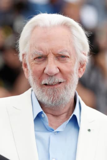 Donald Sutherland's Best Roles