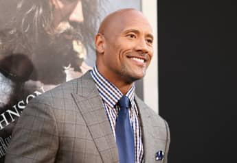 Dwayne Johnson 200 Million Instagram Followers Message