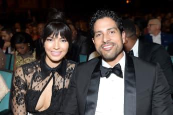 Grace Gail y Adam Rodriguez