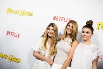 Isabella Giannulli, Lori Loughlin y Olivia Jade