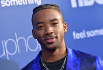Algee Smith in 2019