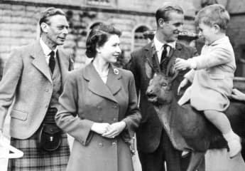 Father's Day 2021: Royal Family Tributes Honour Prince Philip Charles William Harry Queen Elizabeth King George VI messages greetings tributes posts