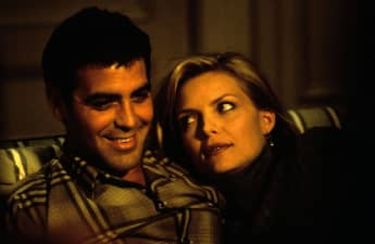 """George Clooney And Michelle Pfeiffer Reunite For """"One Fine Day"""" 25th Anniversary"""