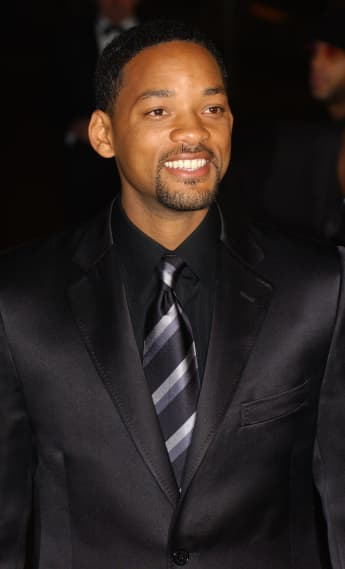 Will Smith in 2001