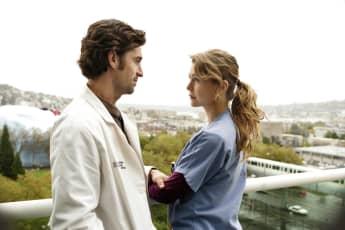 'Grey's Anatomy' Season 17 Premiere: Patrick Dempsey Reunion