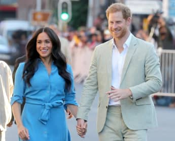 Harry And Meghan Sent Well-Wishes On William And Kate's 10th Anniversary royal wedding family news 2021 prince duchess