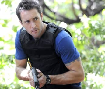 Alex O'Loughlin en una escena de la serie 'Hawaii Five-0'