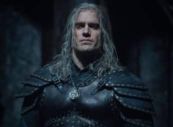 Henry Cavill en una imagen promocional de 'The Witcher'