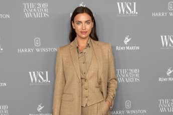 Irina Shayk Opens Up About Split With Bradley Cooper