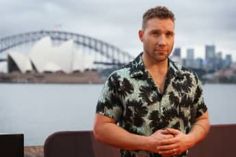 Jai Courtney 'Suicide Squad' Today
