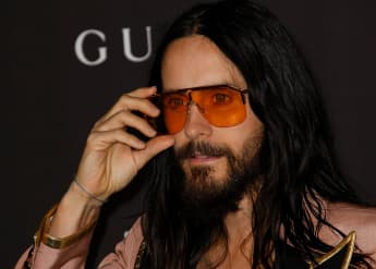 Jared Leto is both a musician and actor