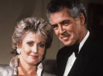 Judith McConnell y Jed Allan
