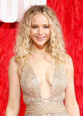 "Jennifer Lawrence attends the ""Red Sparrow"" European premiere"