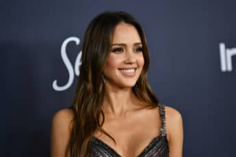 Jessica Alba attends the 21st Annual Warner Bros. And InStyle Golden Globe After Party at The Beverly Hilton Hotel on January 05, 2020 in Beverly Hills, California