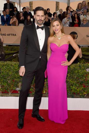 Joe Manganiello and Sofía Vergara