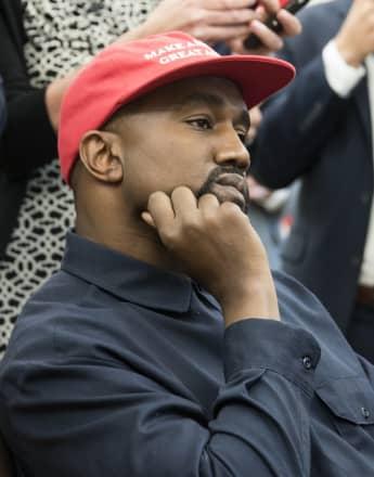 Kanye West ya no se postula para presidente en 2020, según un informe