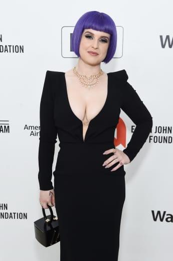 Kelly Osbourne Weight Loss 85-Pounds  In New Selfie 2020
