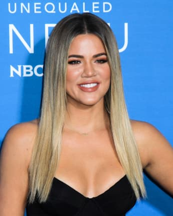 Khloé Kardashian Shows Off Her New Brunette Locks As She Throws Herself A Lavish Birthday Bash - See The Pics Here!