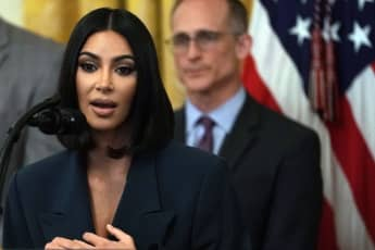 Kim Kardashian Subtly Voices Her Presidential Preference On Election Day After Months Of Silence